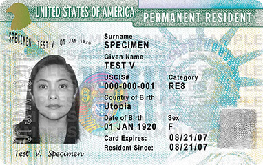Adjust My Status to Green Card Holder, File Form I-485